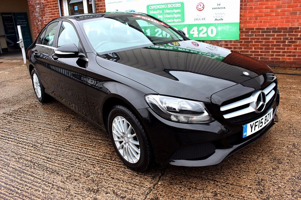 2015 15 MERCEDES-BENZ C CLASS 2.1 C300 BLUETEC HYBRID SE EXECUTIVE 4d AUTO 204 BHP