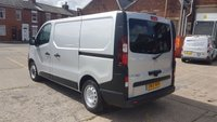 USED 2015 15 VAUXHALL VIVARO 1.6 2700 L1H1 CDTI P/V 1d 114 BHP 1 OWNER // S/H  2 KEYS 6 DOOR FREE 12 MONTHS WARRANTY COVER