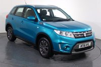 USED 2016 16 SUZUKI VITARA 1.6 SZ4 5d 118 BHP ONE OWNER with FULL SERVICE HISTORY