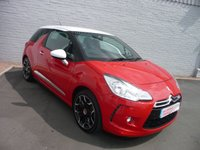 2012 CITROEN DS3 1.6 DSTYLE PLUS  £4495.00