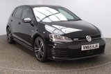 USED 2015 65 VOLKSWAGEN GOLF 2.0 GTD 5d 181 BHP SAT NAV LOW MILES 2 OWNERS MANUAL FULL SERVICE HISTORY + £20 12 MONTHS ROAD TAX + HEATED SEATS + SATELLITE NAVIGATION + PARKING SENSOR + BLUETOOTH + CRUISE CONTROL + CLIMATE CONTROL + MULTI FUNCTION WHEEL + DAB RADIO + PRIVACY GLASS + XENON HEADLIGHTS + ELECTRIC WINDOWS + ELECTRIC MIRRORS + RADIO/CD/AUX/USB/SD + 18 INCH ALLOY WHEELS