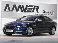 USED 2015 15 JAGUAR XE 2.0 R-SPORT 4d AUTO 161 BHP