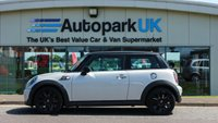 USED 2009 59 MINI HATCH COOPER 1.6 COOPER S CAMDEN 3d 175 BHP 0% FINANCE AVAILABLE ON THIS CAR - ENDS 31ST AUGUST! APPLY NOW!!