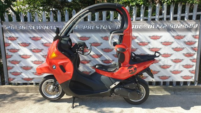 View our BMW C1