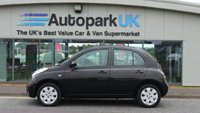 USED 2007 57 NISSAN MICRA 1.2 SPIRITA 5d 80 BHP 0% FINANCE AVAILABLE ON THIS CAR - ENDS 31ST AUGUST! APPLY NOW!!
