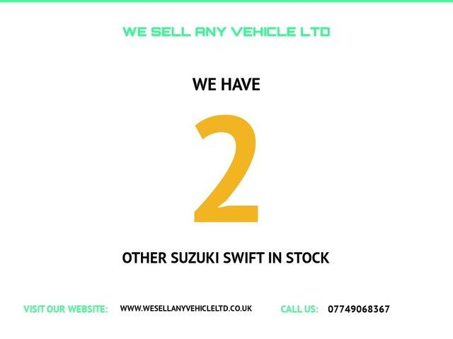 USED 2008 08 SUZUKI SWIFT 1.3 GL 3d 91 BHP