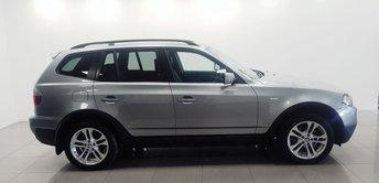 2007 BMW X3 2.0 D SE 5d 148 BHP £4995.00