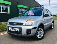 USED 2008 57 FORD FUSION 1.6 ZETEC CLIMATE 5 DOOR AUTOMATIC only 46,000 miles with fsh