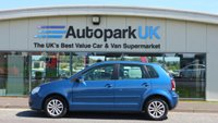 USED 2007 07 VOLKSWAGEN POLO 1.2 S 5d 54 BHP 0% FINANCE AVAILABLE ON THIS CAR - ENDS 31ST AUGUST! APPLY NOW!!