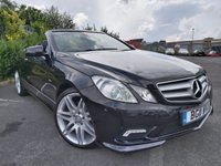 2011 MERCEDES-BENZ E CLASS E350 CDI BLUEEFFICIENCY SPORT 3.0 2d AUTO  £12000.00