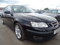2007 SAAB 9-3 1.9 DTH VECTOR SPORT 4d 150 BHP MINT CAR £1795.00