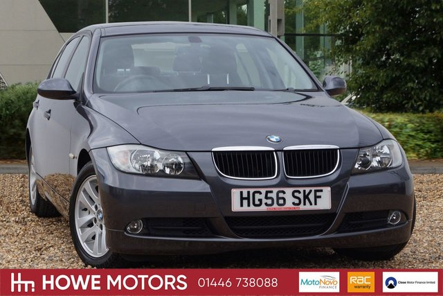 2006 56 BMW 3 SERIES 2.0 320D SE 4d AUTO 161 BHP FSH 11 x STAMPS CRUISE ICE-COLD CLIMATE PDC 16