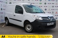USED 2016 16 RENAULT KANGOO 1.5 ML19 BUSINESS DCI 1d 89 BHP FULL HISTORY, BLUETOOTH, DAB