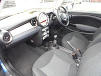 USED 2008 08 MINI HATCH COOPER 1.6 COOPER D 3d 108 BHP