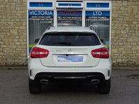USED 2016 16 MERCEDES-BENZ GLA-CLASS GLA 200D AMG LINE [£30 TAX] Turbo Diesel 5 Dr