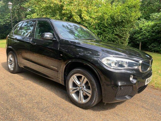 USED 2016 66 BMW X5 2.0 SDRIVE25D M SPORT 5d AUTO 231 BHP