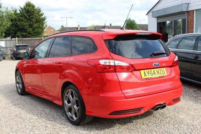 FORD FOCUS at Kiteley Motors