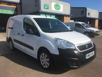 USED 2015 15 PEUGEOT PARTNER 1.6 HDI L2 CREW VAN 1d 92 BHP 5 SEAT CREW VAN, TWIN SLD, E/W, FINANCE ARRANGED & 6 MONTHS WARRANTY. Only 60,000 miles, a Full Service carried out on 25.07.2019 @ 60,298 Miles, 5 seat crew van, 3 factory fitted rear seats that fold flat for extra space, twin side loading doors, E/W, electric mirrors, CD/radio, driver's airbag, factory fitted bulk head, Side loading door, 1 Owner, remote Central Locking, Drivers Airbag, Radio, Steering Column Radio Control, spare key, finance arranged on site & 6 months warranty