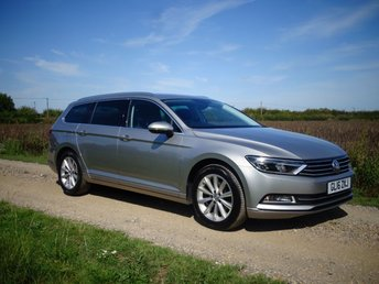 2016 VOLKSWAGEN PASSAT 1.6 SE BUSINESS TDI BLUEMOTION TECHNOLOGY 5d 119 BHP Nav £12495.00