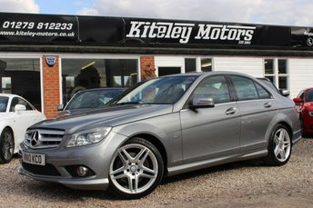 2010 MERCEDES-BENZ C CLASS C350 CDI 3.0 V6 BLUEEFFICIENCY SPORT AUTO AMG PACK £8495.00