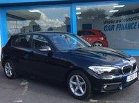 USED 2015 15 BMW 1 SERIES 1.5 116D SE 5d 114 BHP