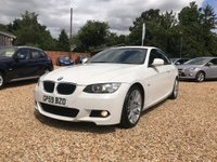USED 2010 59 BMW 3 SERIES 2.0 320d M Sport 2dr Full Leather & Privacy