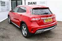 USED 2016 16 MERCEDES-BENZ GLA-CLASS 2.1 GLA200 AMG Line (Executive) 7G-DCT (s/s) 5dr 1 OWNER*SATNAV*REV CAMERA