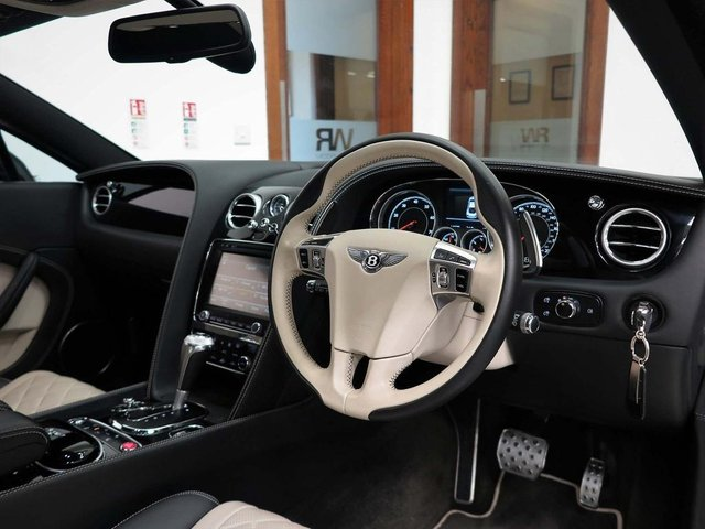 BENTLEY CONTINENTAL at WR Car Sales