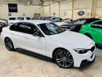 USED 2018 18 BMW 3 SERIES 2.0 330e 7.6kWh M Sport Shadow Edition Auto (s/s) 4dr OEM GEN PERFORMANCE KIT 19s