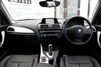 USED 2016 16 BMW 1 SERIES 1.5 118i SE Auto (s/s) 5dr 1 OWNER*SATNAV*FULL LEATHER*