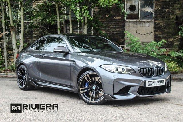 2016 66 BMW M2 3.0 M2 2d AUTO 365 BHP