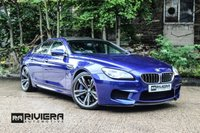 USED 2015 65 BMW M6 4.4 M6 GRAN COUPE 4d AUTO 553 BHP