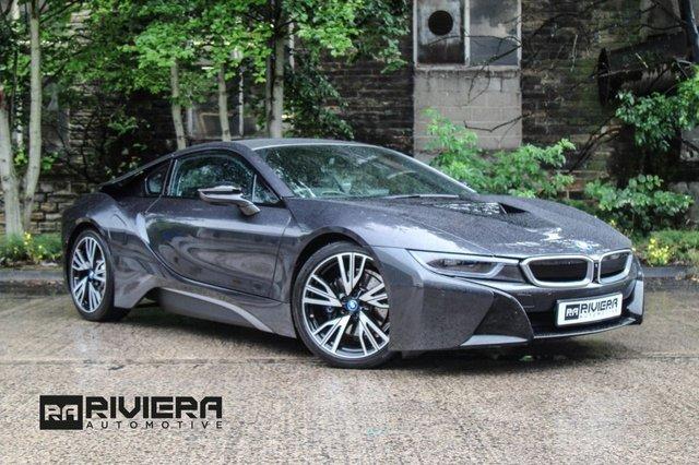 2015 64 BMW I8 1.5 I8 2d AUTO 228 BHP