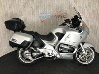 2002 BMW R1150 R 1150 RT R1150RT ABS MODEL FULL LUGGAGE MOT MAY 2020 2002 52  £2690.00
