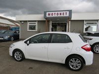 USED 2012 12 TOYOTA AURIS 1.3 VVT-I COLOUR COLLECTION 5DR HATCHBACK 99 BHP +++AUGUST SALE NOW ON+++