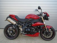 USED 2015 15 TRIUMPH SPEED TRIPLE SPEED TRIPLE 1050 ABS