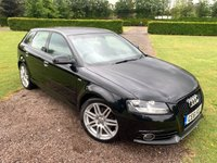 USED 2011 61 AUDI A3 2.0 SPORTBACK TDI S LINE 5d 138 BHP Full Service History Cambelt Replaced  Full Audi And Specialist Service History, MOT 07/20, Recent Service, Timing Belt And Water Pump Replaced, X2 Keys, Half Leather Upholstery, Heated Seats, Climate Aircon, Very Very Straight + Clean And Tidy Example, Cd/Stereo/Aux In Sockets, MMI Music Interface, 18 In S-Line Alloys, Flat Bottom S-Line Steering Wheel, S-Line Sill Plates, Auto Lights On, Auto Wipers, Dimming Mirror, Full Carpet Mat Set, X4 Elec Windows, Elec Mirrors, Full Onboard Trip Computer, Drives And Looks Perfectly, Truly Stu