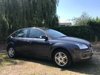 USED 2006 56 FORD FOCUS 2.0 GHIA 16V 5d AUTO 144 BHP WITH SERVICE HISTORY PART EXCHANGE TO CLEAR MOT 11/01/2020