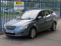 2009 KIA CEED 1.6 LS SW CRDI 5d Auto 1/2 Leather Park sensors Alloys £SOLD