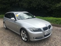 2011 BMW 3 SERIES 2.0 320D EXCLUSIVE EDITION TOURING 5d 181 BHP £7285.00