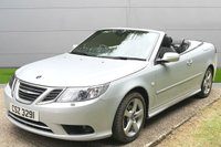 2007 SAAB 9-3 1.8T Auto 2 dr Convertible (2008MY)