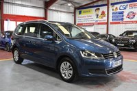 USED 2016 66 VOLKSWAGEN SHARAN 2.0 SE NAV TDI BLUEMOTION TECHNOLOGY 5d 181 BHP