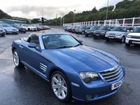 USED 2004 04 CHRYSLER CROSSFIRE 3.2 V6 2d 215 BHP Low miles with Mercedes engineering