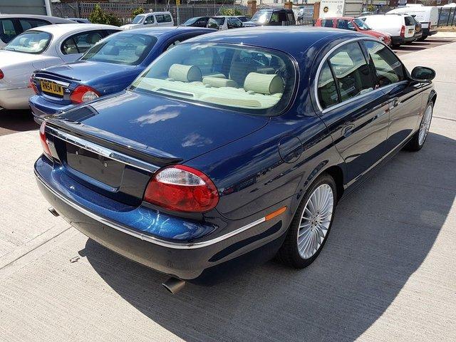 2007 07 JAGUAR S-TYPE 2.7 SE HI-LUX  D 4d AUTO 206 BHP