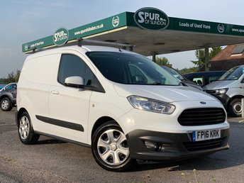 2016 FORD COURIER VAN 1.0 PETROL ECO BOOST  £8995.00