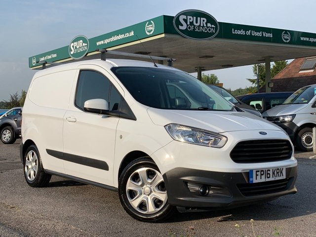 View our FORD COURIER VAN
