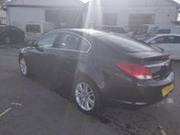 USED 2012 12 VAUXHALL INSIGNIA 1.8 i VVT 16v Exclusiv 5dr 1 OWNER+FULL VAUXHALL HISTORY