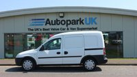 USED 2007 07 VAUXHALL COMBO 1.7 1700 CDTI A/C SWB H/C 1d 101 BHP LOW OR NO DEPOSIT FINANCE AVAILABLE.