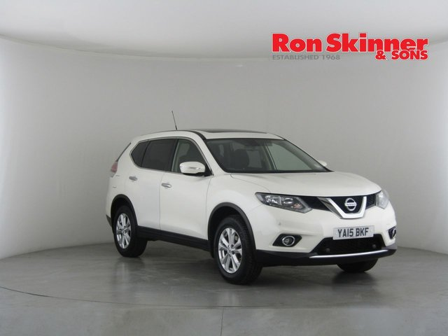 View our 2015 15 NISSAN X-TRAIL 1.6 DCI ACENTA 5d 130 BHP