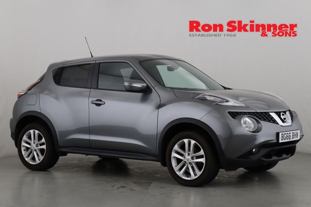 View our 2016 66 NISSAN JUKE 1.2 N-CONNECTA DIG-T 5d 115 BHP